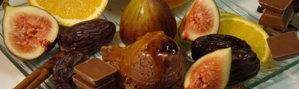 """""""Eis des Monats"""" Dezember 2017: Orientalische Schokolade"""